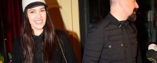 """""""Ali & Nino"""" filmindeki rolü için saçlarını kazıtıp top sakal bırakan Halit Ergenç, Azerbaycan'daki çekimleri tamamlayıp İstanbul'a döndü."""