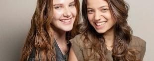 Paramparça'nın genç yıldızları Alina Boz ve Leyla Tanlar, O Ses Türkiye yılbaşı özel programında şarkı söyleyecek