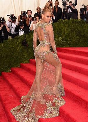 Dünyanın en çok kazanan müzisyenlerinden Beyonce yakın zamana kadar kıvrımları ve fazla kilolarından şikayetçiydi.