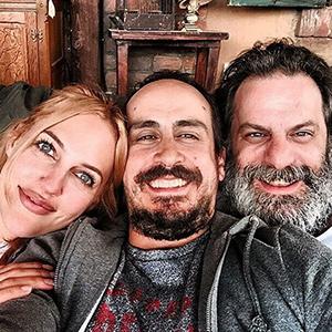Şimdilerde Belçim Bilgin, Ozan Güven ve Okan Yalabık'la birlikte rol aldıkları filmin çekimlerinde olan Meryem Uzerli, instagram'dan da geri kalmıyor.