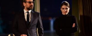 ATV'de yayınlanan Yeter dizisinde Pelin Karahan ve Yurdaer Okur başrollerde oynuyor