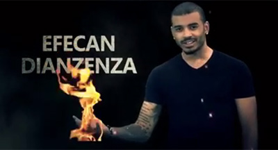 Efecan Dianzenza - Survivor Gönüllüler