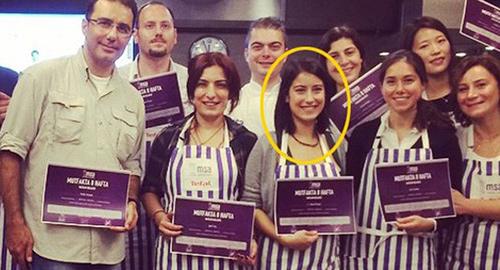 Hazal Kaya son olarak aşçılık konusunda ciddi bir eğitim almıştı.