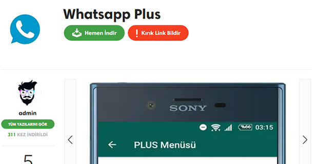 Whatsapp Plus İndir