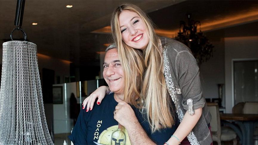 Mehmet Ali Erbil ve kızı Yasmin Erbil Çarkıfelek ile ekranda!